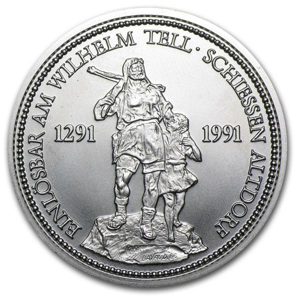 Švýcarská Platinová mince 1 Oz Proff
