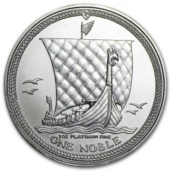 Platinová mince Noble Isle of Man 1 Oz BU/Proof