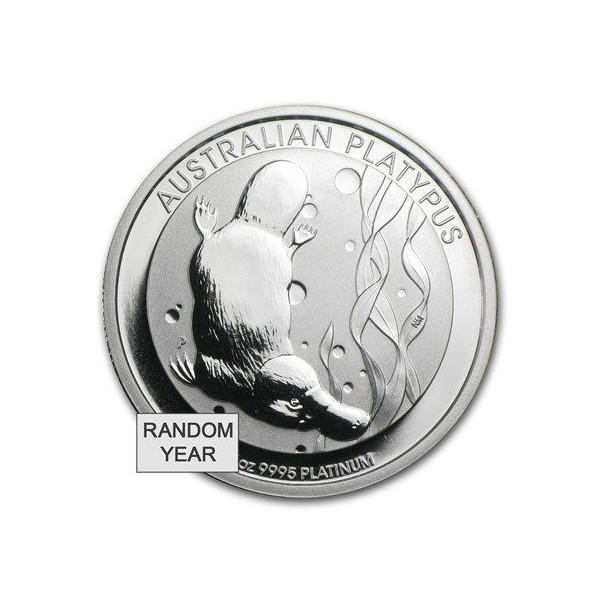 Platinum Platypus BU Austrálie 1 oz (Náhodný rok)